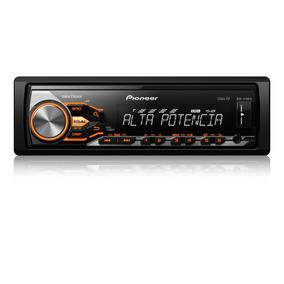 Rádio Mp3 Player Pioneer Mvh-x288fd - Alta Potência - Usb