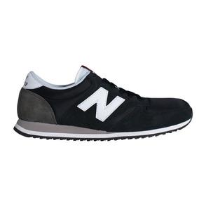 Tenis Casual Zapatilla Unisex Negro 420 New Balance