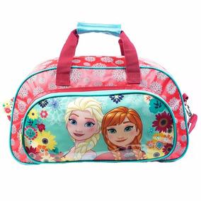 Bolso De Frozen Elsa Licencia Disney Original