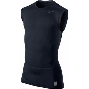 Camisa Termica Nike Pro Combat Regata - Tamanho G V2mshop 5f5f4433af3f9