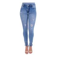 Calça Jeans Cigarrete Feminina Revanche Rita