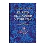Reto De Escribir Y Publicar El De Obelisco