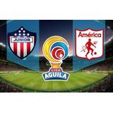 Boletas Junior Vs America Localidad Norte