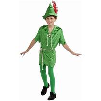 Disfrz Niño Traje De Peter Pan (medium)
