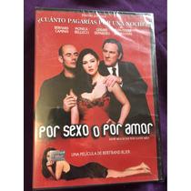 Por Sexo O Por Amor? Mónica Bellucci Gerard Depardieu