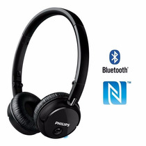 Audifonos Philips Shb6250 Conexión Bluetooth Y Nfc