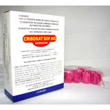 Raticida Criborat Bdf.005 Barras 1 Kilo Veneno Para Ratas
