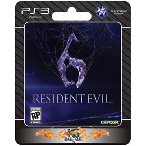 Resident Evil 6 - Portugues [ Midia Digtal | Ps3 ] *