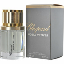 Perfume Chopard Noble Vetiver Chopard 50ml Edt Original Masc