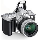 Nikon N75 Análoga (cuerpo+lente 28-80mm)