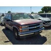 Chevrolet Tahoe 1992-1999 Guantera (de Tablero)