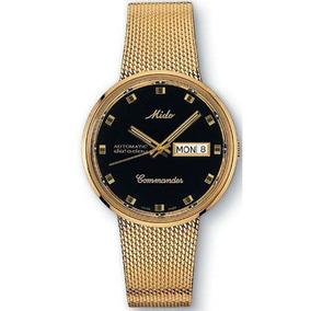 Reloj Mido Mido Modelo: M8429.3.28.13 Envio Gratis