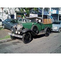 Aa Ford 30 Titular Pto X Camion Camioneta O Colectivo No Mje