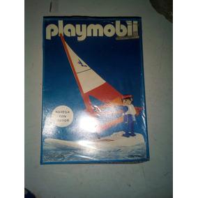 Playmobil 3584 Surfer Retro Años 80 Antiguo
