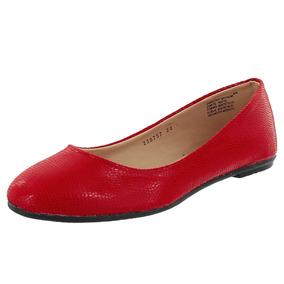 Flat Casual Zapato Dama Mujer Balerina Dorothy Gaynor