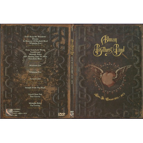 Allman Brothers Dvd Live In Concert 70-73 Europeo Nuevo