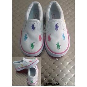 Zapatillas Para Niñas Polo Ralph Lauren