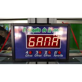 Incentivador De Quiniela Máquina Electrónica De Quiniela