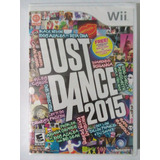 Just Dance 2015 Wii Nuevo Nintendo Happy Frozen Envio Gratis