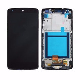 Tela Lcd Display Touch Lg Google Nexus 5 D820 D821 Moldura