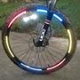 Envío Incluido Reflejante Para Rin De Bicicleta Stickywow
