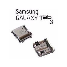 Centro De Carga Usb Samsung Galaxy Tab 3 Sm- T210