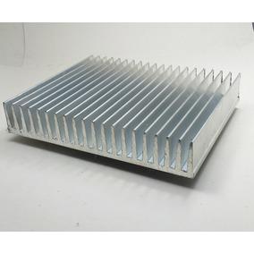 Dissipador Calor Aluminio 19,3cm Largura C/ 30cm