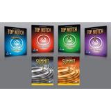 6 Libros De Inglés Top Notch
