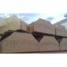 Porta Guardanapos Em Mdf Para Restaurantes Bares, Lanchonete