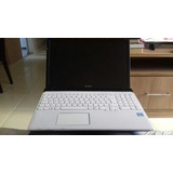 Notebook Sony Vaio I3 4gb 500hd 15,5