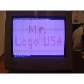 Mr Logo Para Transferecia A Maquinas Bordadoras Tajima