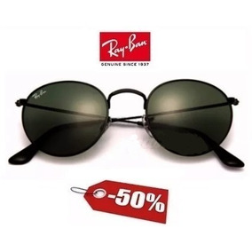 Oculo Redondo Retro De Sol Ray Ban - Óculos no Mercado Livre Brasil f3b0f8a88c