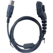 Cable Programador + Software P/pd-786g/pd706/ Hytera Pc38