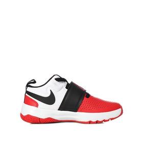 Tenis Nike Team Hustle D8 Niños Preescolar Basketball 2-600