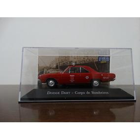 Miniatura Veiculos De Servico - Dodge Dart-corpo De Bombeiro
