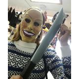 Mascara La Purga Y Machete Mujer