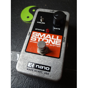 Pedal Small Stone Phase Nano Mxr 90 Electro Harmonix Ehx