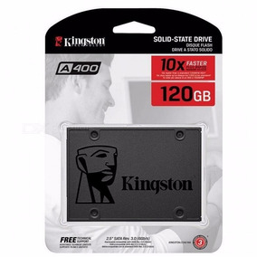 Disco Sólido Kingston 120gb A400 2.5 Sata Ssd