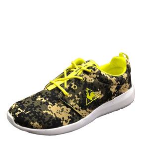 Zapatillas Le Coq Sportif Ione Camuflage/yellow (7114)