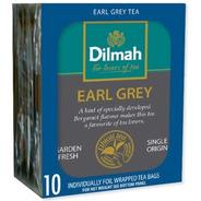 Té Earl Grey Dilmah Importado Sri Lanka 10 U.