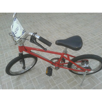 Bicicleta Monark Bmx Pantera Aro 16 Peça D Colecionador!