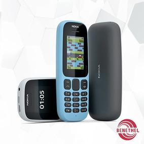 Nokia 105 (2017) -locales Fisicos -nuevos -libres -garantia