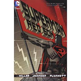 Superman Red Son Tpb Inglés Superman Comunista! Batman