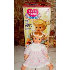 Boneca Fala Nenê