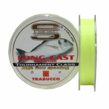 Linha De Pesca Trabucco Long Cast Salt Walter 0,30mm 150 Mt