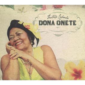 Cd Dona Onete - Feitiço Caboclo (2014) Lacrado