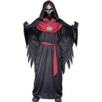Disfraz Para Niño Emperador De Vestuario Mal - Medium
