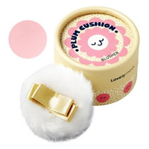 The Face Shop Lovely Meex Mix Pastel Cushion Blusher #01 Ro