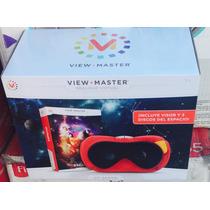 View Master Realidad Virtual Incluye 3 Discos