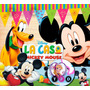 Kit Imprimible Mickey Mouse Fiesta Editable Invitacion Candy